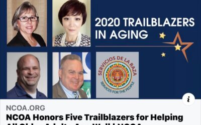 NCOA Honors Five Trailblazers for Helping All Older Adults Age Well