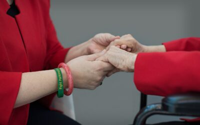 An Interview: Recent experiences as a family caregiver during the COVID-19 crisis