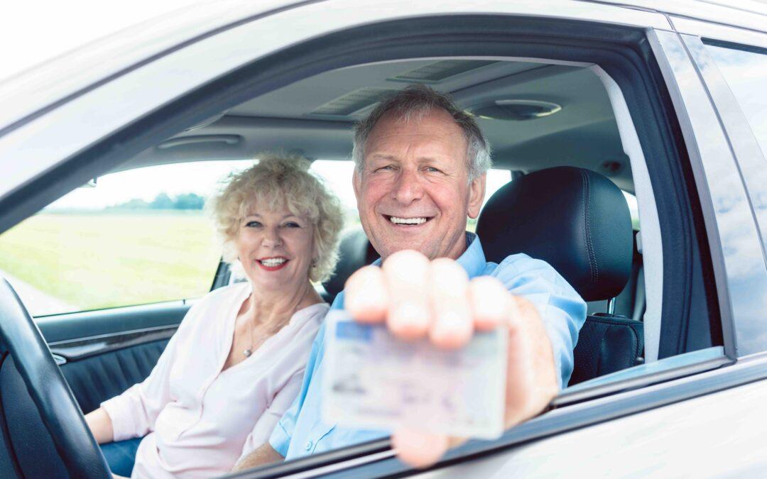 最新消息:無需前往DMV! 加州年長者駕照自動延期一年