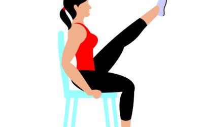 H50+線上健身房– 椅子有氧操