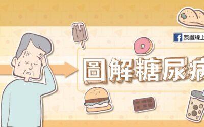 八張圖快速認識糖尿病!